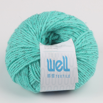 China Fancy Yarn Supplier Soft milk cotton knitting yarn and crochet yarn cotton with low price