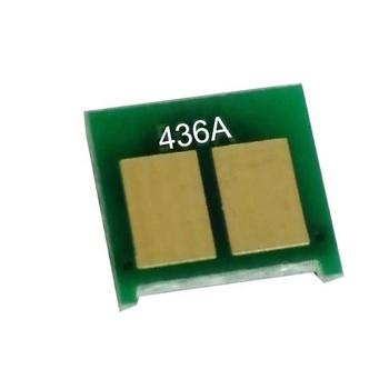 CB436A reset toner chip for HP HP LaserJet P1503/P1504/P1505/P1506/P1503n/P1504n/P1505n/P1506n  M112