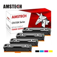Compatible Toner CF410A CF411A CF412A CF413A 410A Series Color Toner Cartridge for Color LaserJet Pro M452dw M452dn