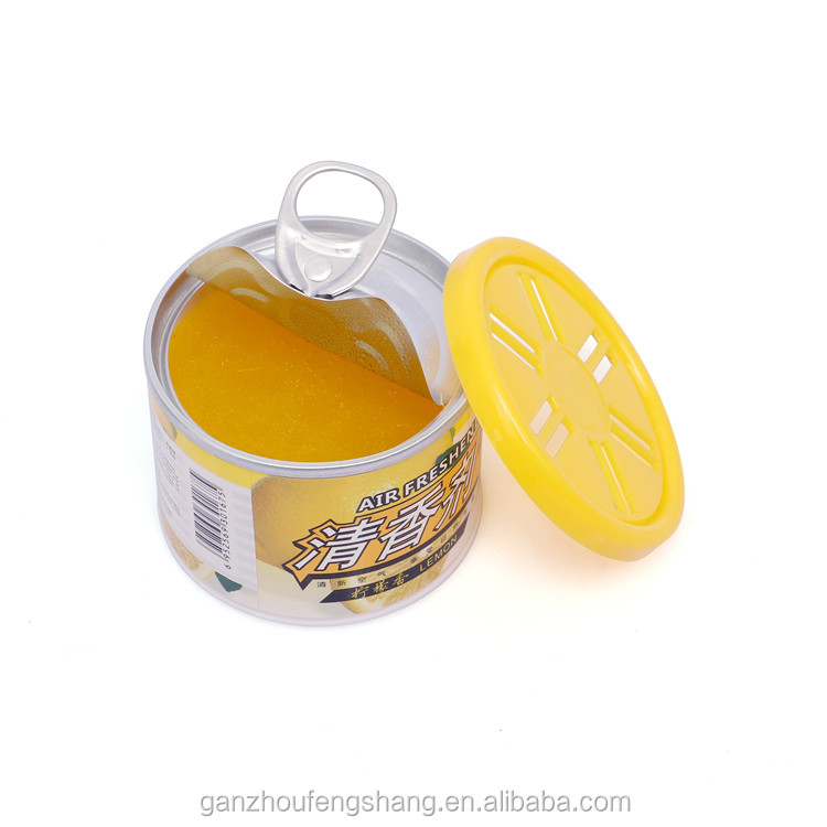 High Quality Density Can Be Adjusted Sheet Auto Air Freshener Long Life Car Perfume Gel