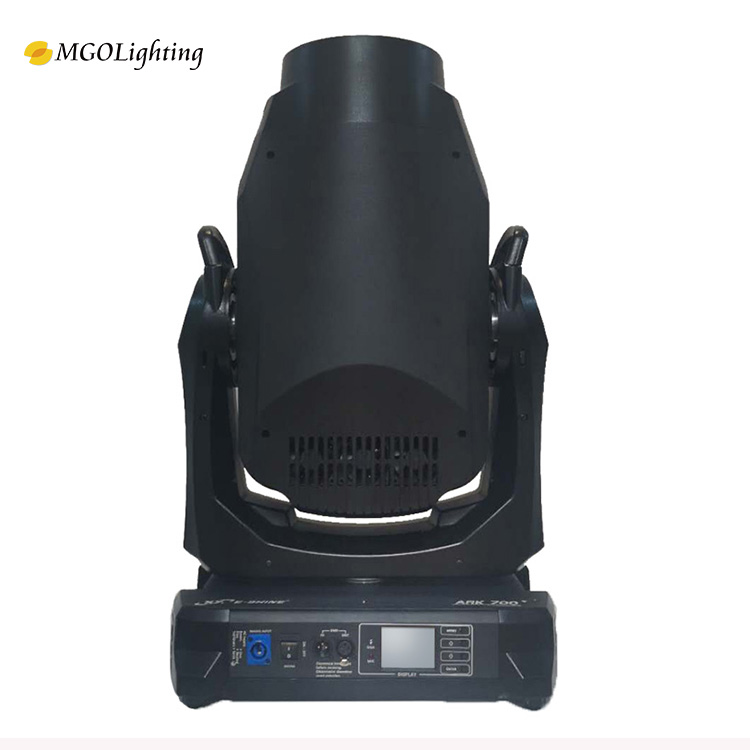 ERA 600 performance 700W LED cutting CMY CTO imaging moving head 470W Cutting  pattern beam led stage  light