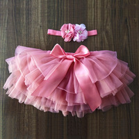 custom high waist school uniform toddler baby girls pleated tulle mini kids tutu top skirt set girls skirts
