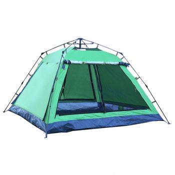 Easy Open Camping Double Deck Rainproof Tourism Waterproof 2 Person Wholesale Durable Stretch Tent
