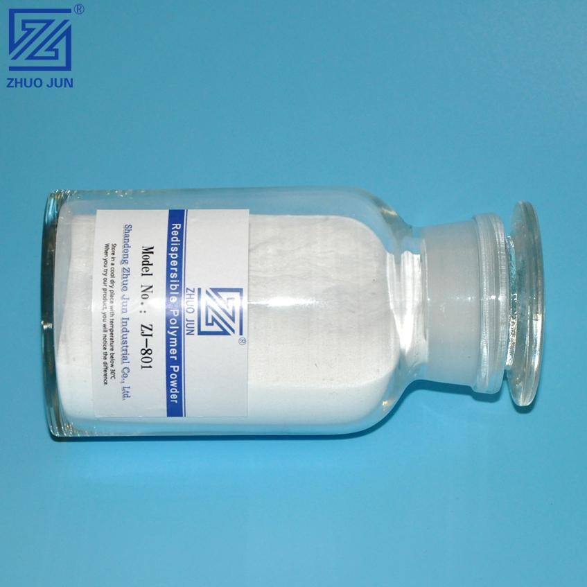 Redispersible Polymer Powder (RDP) ZJ-801