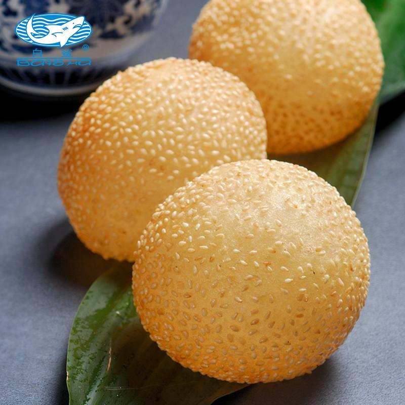 Baisha Brand Water Mill Glutinous Rice Flour Tangyuan powder Pumpkin Cake Flour Family Pack 500g * 20