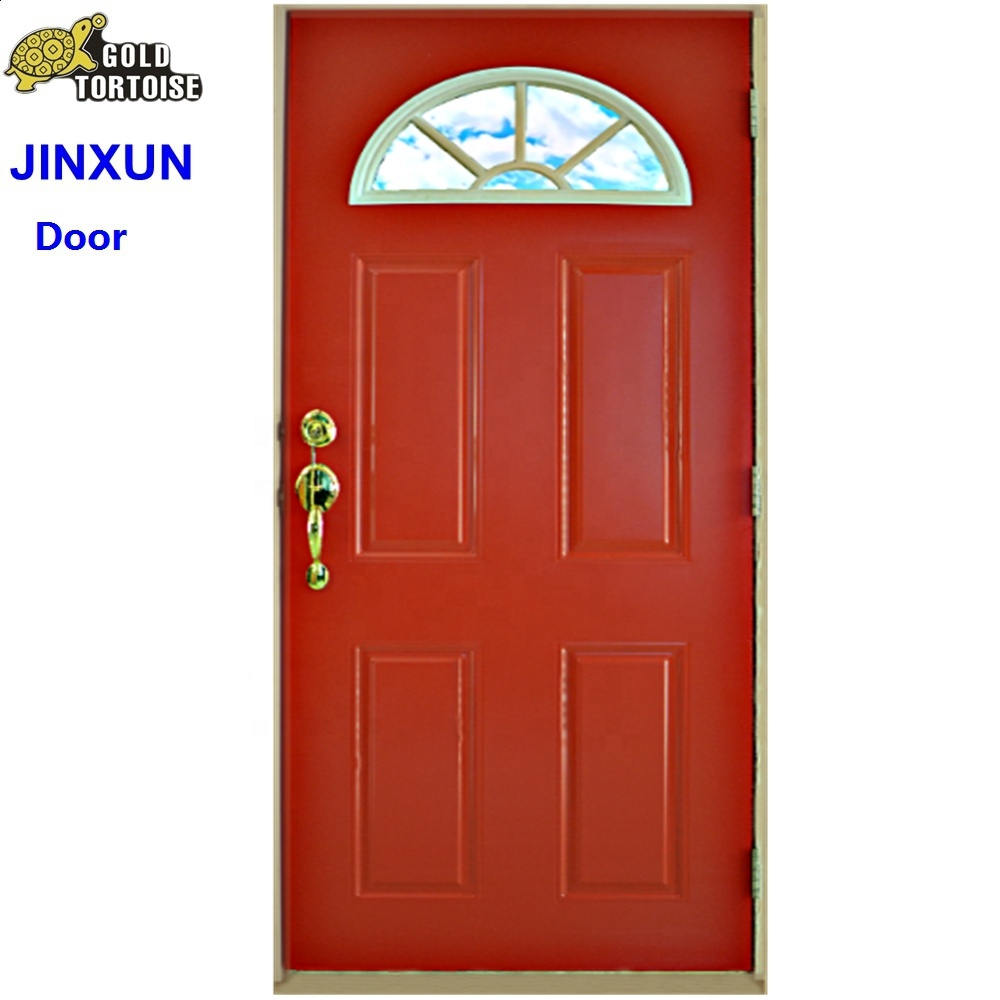 Steel Doors With Polyurethane Foam Core