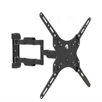 NB Black Universal Full Motion Removable VESA Cantilever LED LCD TV Wall Mount Extension Bracket 50''/60''