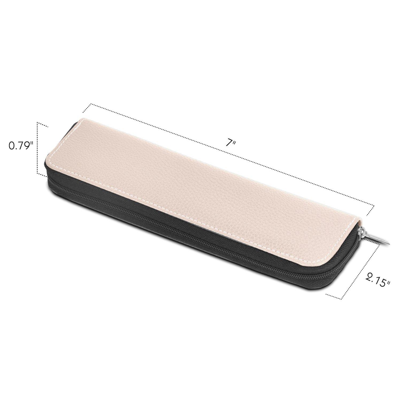 Soporte para lápiz/lápiz de Apple de la PU caso manga bolsa cubierta
