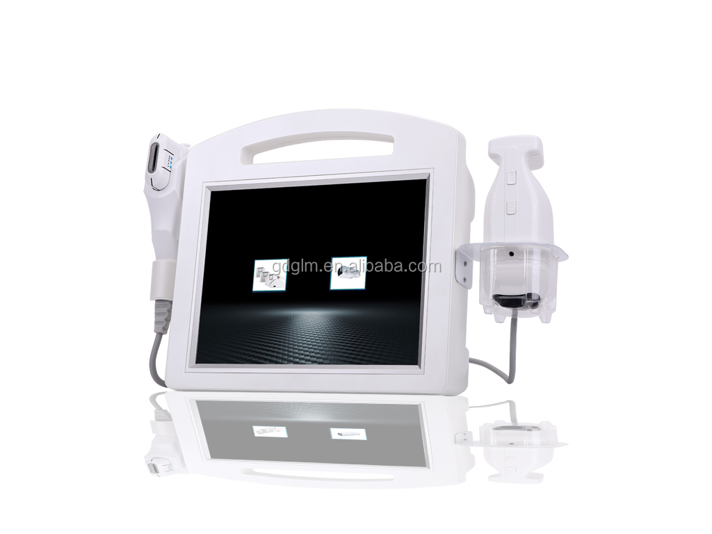 Multifunction liposonix fat loss hifu face lifting wrinkle remove beauty machine