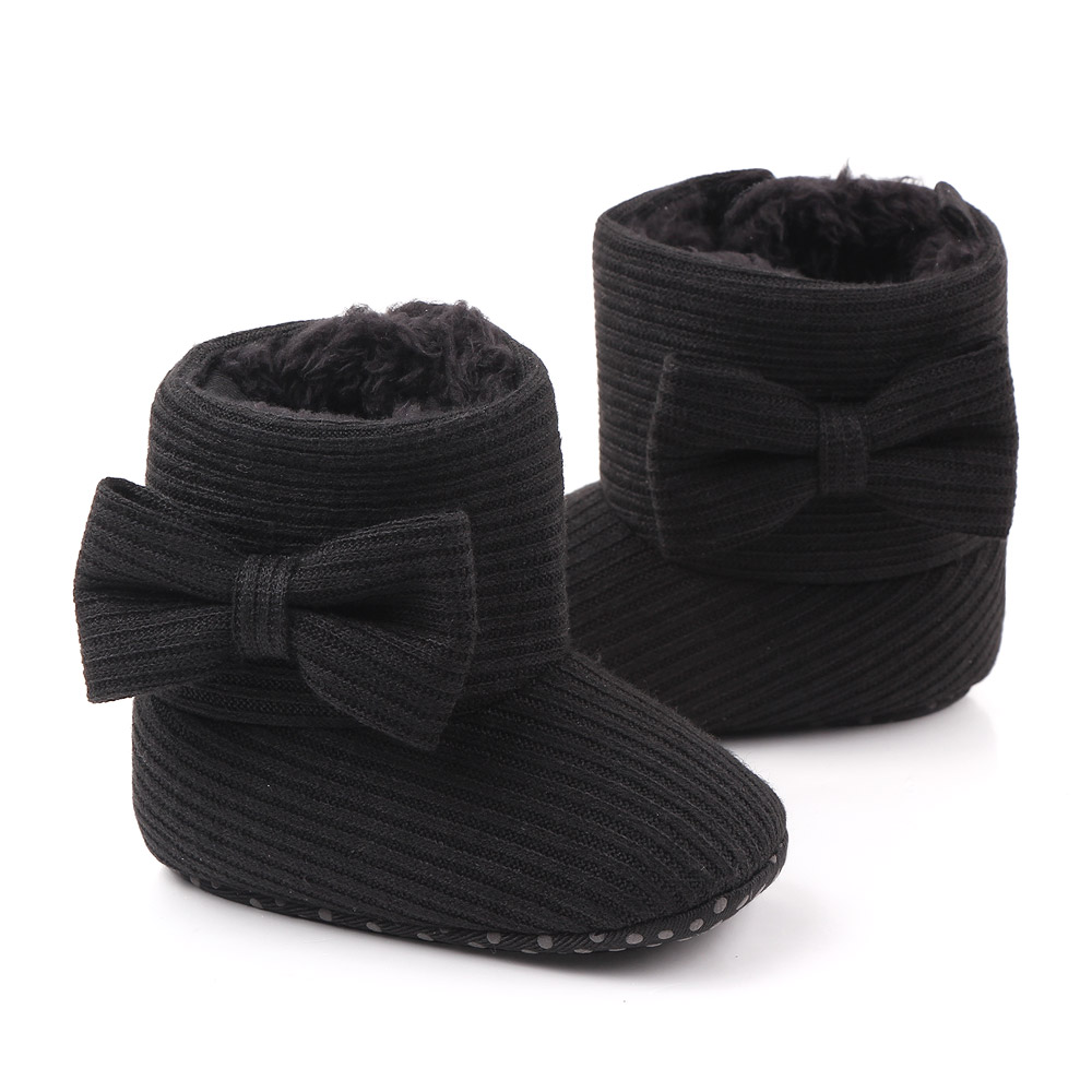 High quality baby dress boots warming indoor infant winter shoes in bulk