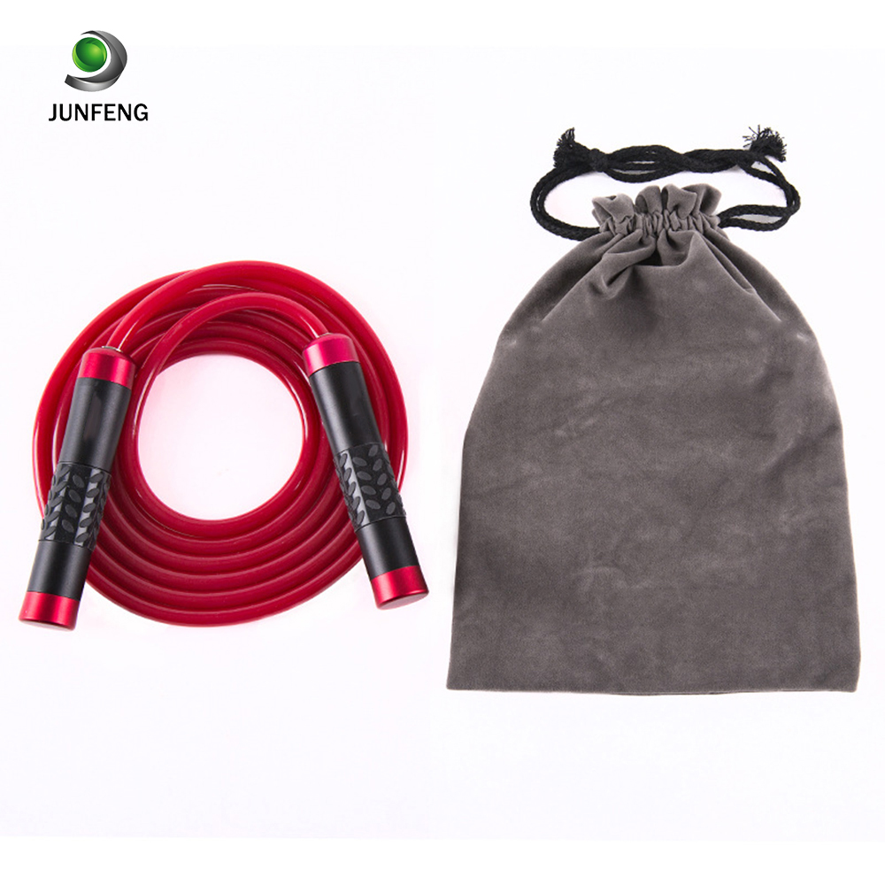 Hot sale pvc weighted jump rope jumping skipping