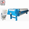 Zhejiang Longyuan Low Price hydraulic Chamber Filter Press Machine