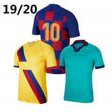 2019 2020 Spanje Messi 10 # <span class=keywords><strong>Voetbal</strong></span> Jersey Ontwerp Mannen Kinderen <span class=keywords><strong>Voetbal</strong></span> <span class=keywords><strong>Uniform</strong></span>