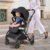 CE EN-1888 China factory cheap kids travel lightweight european luxury foldable walker umbrella multifunctional baby stroller