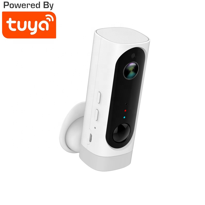 Hot sale wireless smart low powered consumption wifi rechargeable battery IP66 waterproof camera for outdoor