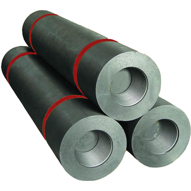 700 mm 750 mm graphite electrode with nipple
