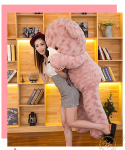 Bear Type And Plush 100% Pp Stuffing And Polyester Material Plush Teddy Bear Toy For Couple