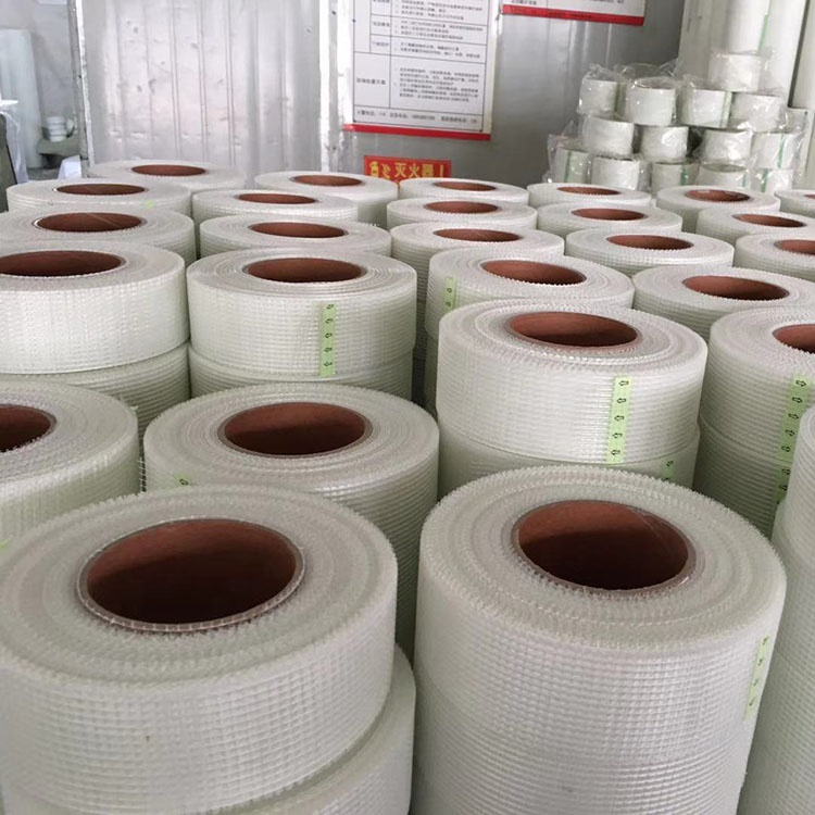 self adhesive drywall glass fiber joint tape for gypsum board with 20m 45m 90m