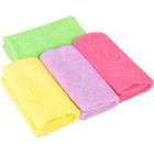 Microfiber Towel Microfiber Wash Cloth Short And Long Pile Detailing Plush Car Cleaning Towel