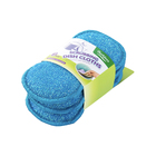 Bowl Pot Pan Wash Cleaning Brushes Cooking Cleaner Sponges