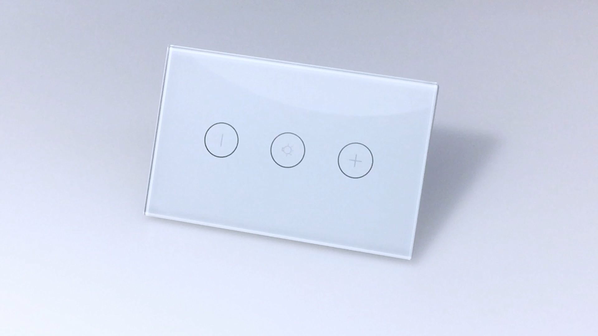 Tuya Smart Life App Fernbedienung 5A Home Timer Automation Dimmer gesteuerter Smart Touch WiFi Light Wand schalter