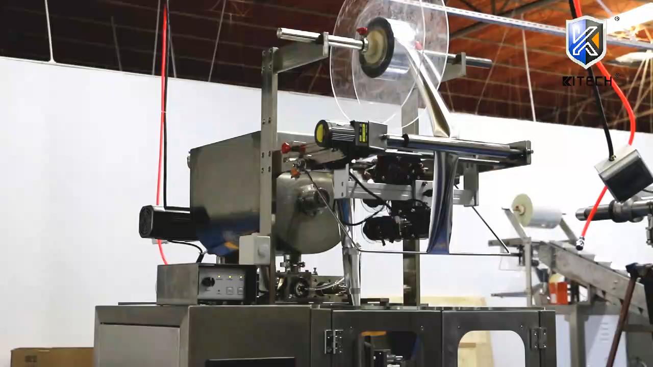 स्वचालित शहद तरल पाउच भरने की मशीन के आकार का बैग छड़ी पैकिंग मशीन