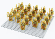 21 шт. Звездные войны мандалориан йода нэйвз Звездные legoeingly rise of skywalker wars 9 Kylo Rened строительные блоки StarWars игрушечные фигурки(Китай)