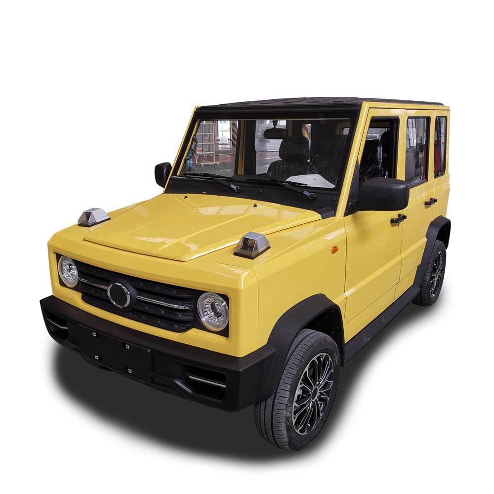 מכונית משומשת סיני ביותר פופולרי מיני חשמלי רכב Foydalanuvchi vositalar