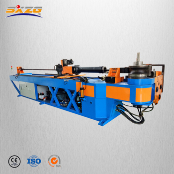 3d steel pipe bender cnc copper square tube bending machine for sale, 4inch rolling hydraulic exhaust tube bending machine
