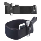 Wholesale Adjustable Tactical Concealed Carry Belly Band Gun Holster For Pistols Holster