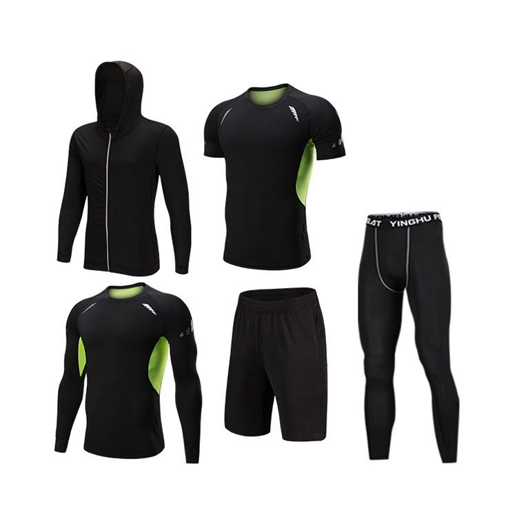 OEM High <strong>Quality</strong> Custom men <strong>Sports</strong> breathable Clothing Compression <strong>Wear</strong>
