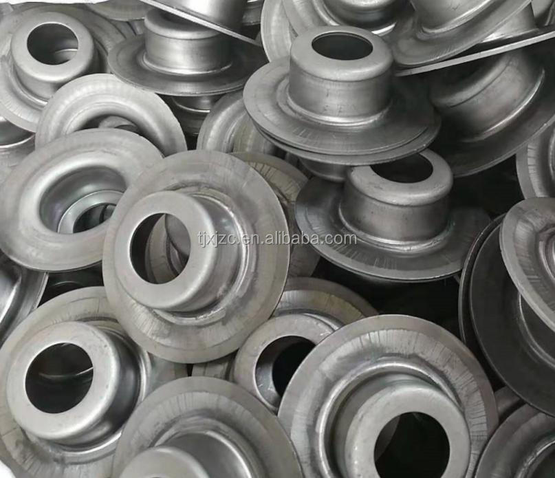 manufacturer supply bearing housing set conveyor roller used pressed labyrinth seal bearing