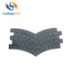 silicone concrete stamping texture roller mating pavement mould