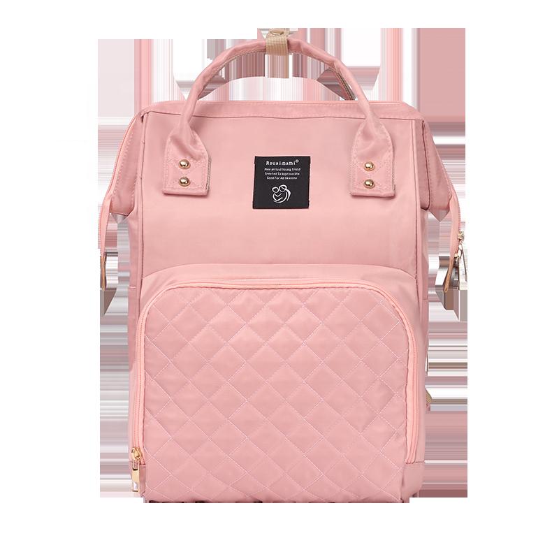 Оптовая продажа, водонепроницаемый дорожный рюкзак для мам с защитой от кражи, модная детская сумка для пеленок, рюкзак для мам, сумка для подгузников