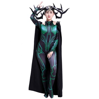 Europe and America halloween women adult cosplay costumes