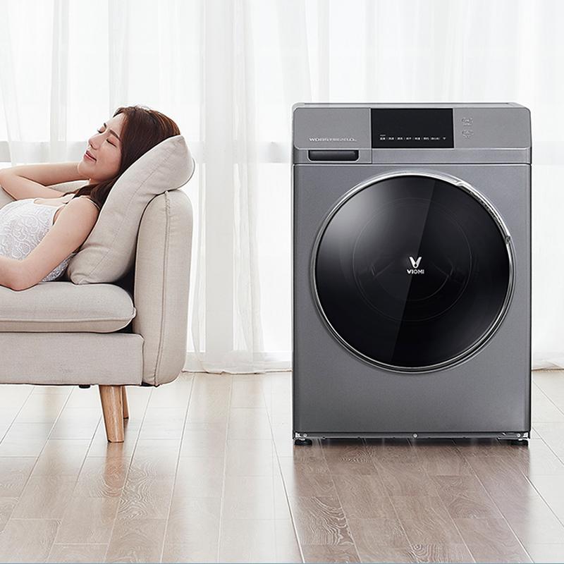 Solía usar carga frontal lavandería automática, lavadora