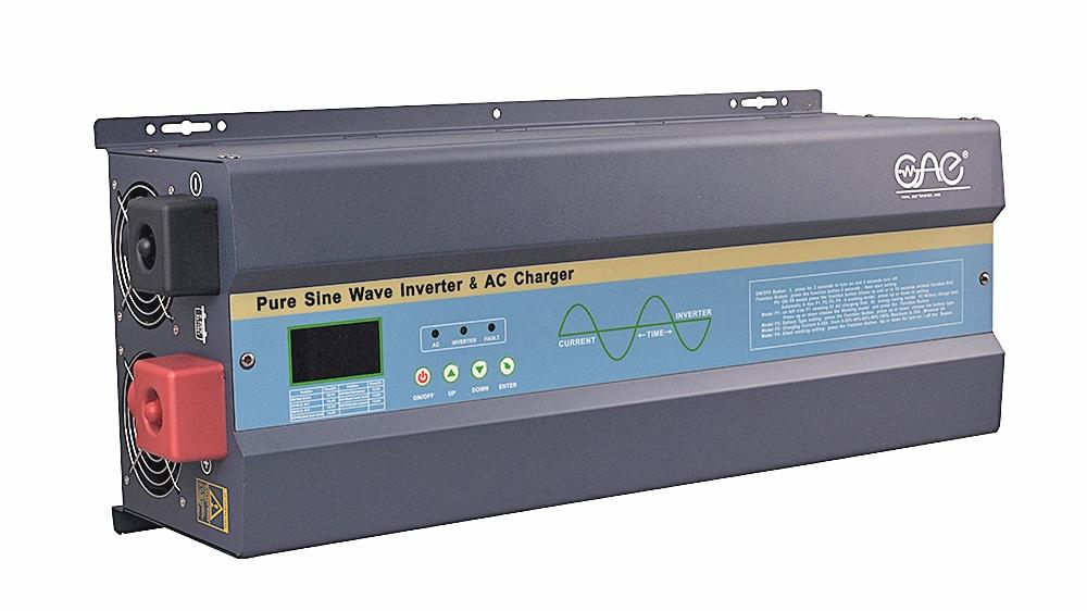 Offgrid Inverter 1kw 2kw 3kw 4kw 5kw 6kw 7kw Năng Lượng Mặt Trời Tinh Khiết Sine Wave Inverter Lai Biến Tần Năng Lượng Mặt Trời