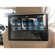 Android9.0 Touch Screen Monitor Poggiatesta In Auto Per BMW Serie 1/2/3/4/5 /6/7/X1/X2/X3/X4/X5/X6/X7 Posteriore di Intrattenimento WIFI