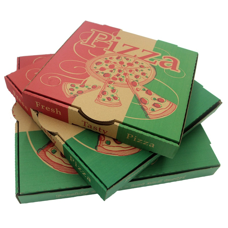 Hot sale custom printed strong pizza packaging <strong>boxes</strong> for sale
