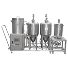 Chinese factory home made beer making machine