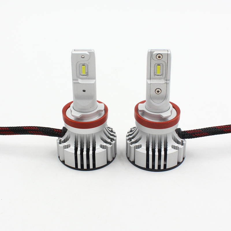 F2 h4 led phare 12000LM h4 h7 h8 h9 h11 9005 9006 voiture h7 led phares h1 h13 9004 9007 9012 5202