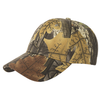 wholesale outdoor hunting 6 panel tree camo army military baseball trucker cap men
