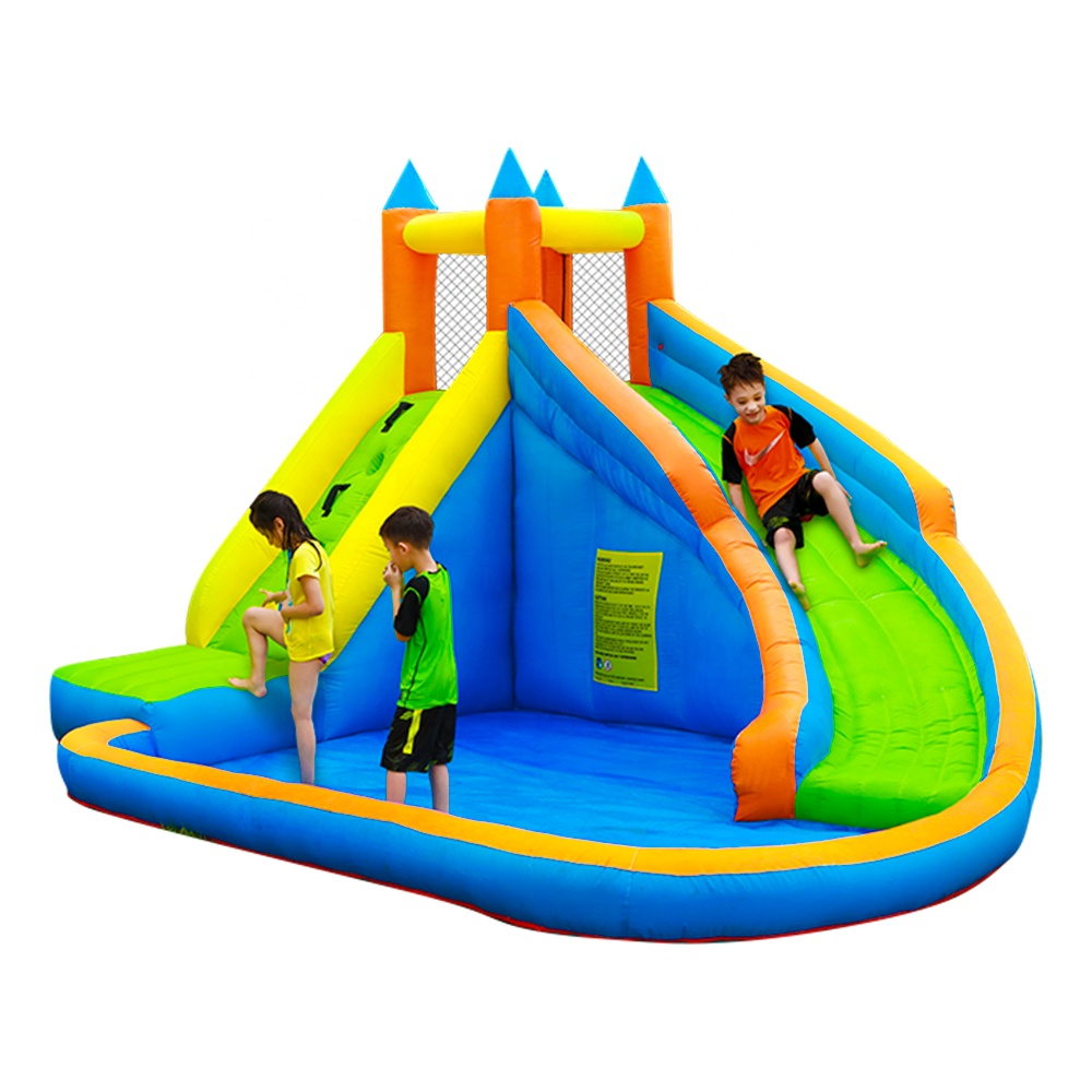 Home Use Hot Cheap Kids Air Small Indoor Inflatable Slide for Sale China
