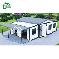 Guangzhou insulated luxury prefab modern container modular cheap mobile homes for sale
