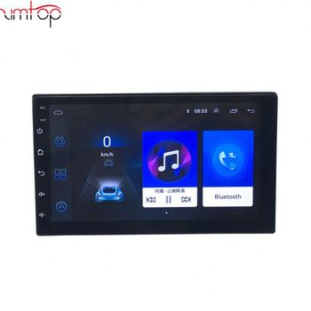 10.1'' Double Din Android 8.1 Car DVD Player 1+16GB With Adjustable Screen