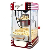 Mini Plastic Snack Maker Popcorn Machine
