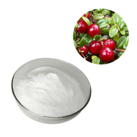 Factory supply high quality and good price Uva Ursi Extract powder,bearberry leaf extract