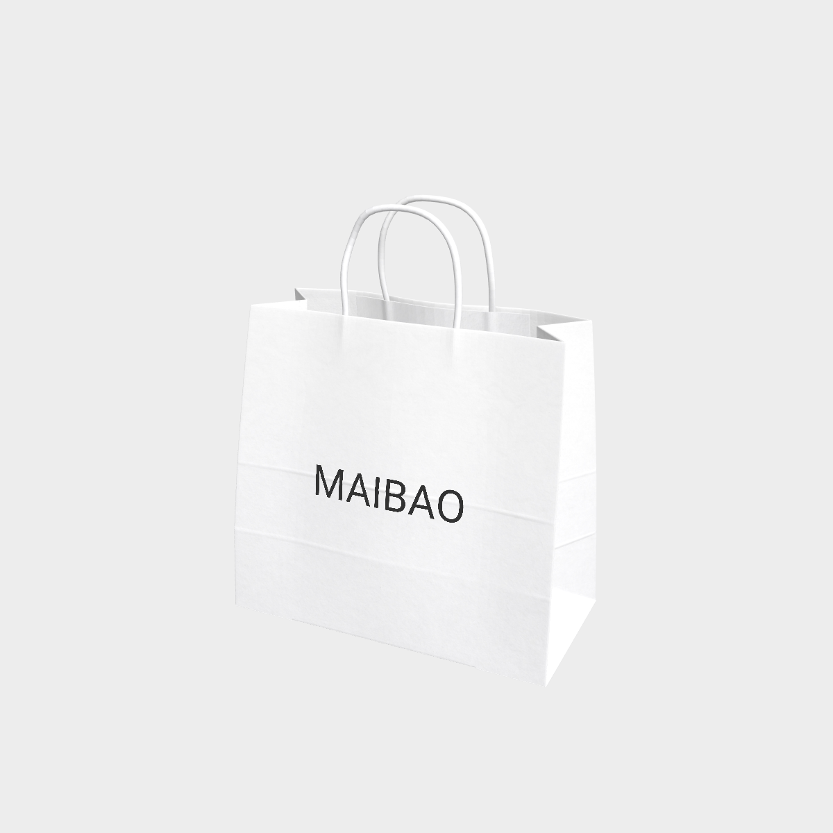 OEM customized printed retail luxury famous brand shopping paper gift bags with your own embossed gold logos