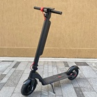 China Cheap Kick Scooters 10 inch 1000w Two Wheels Motor Removable Battery Foldable Folding Powered Off Road Electric Scooter