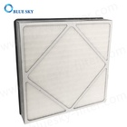 Customized 18Inch China Supplier Air Purifier Mini Pleated Replacement Panel H14 True HEPA Filters